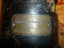 Dynamo Scintilla R90W 6V