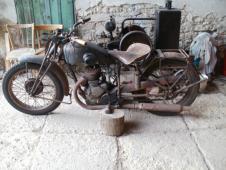 Francouzký motocykl