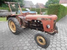 Prodáme traktor DAVID BROWN 750 – FARMATIC