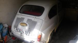 Prodam fiata 600d r.v.1967