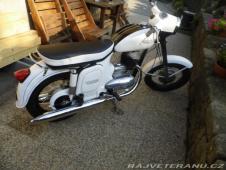 Prodám Jawa bílá 250