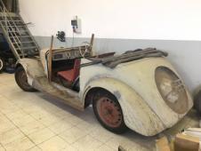 Prodám Tatra 57 kabriolet