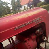 Prodám Porsche Junior 4 Diesel