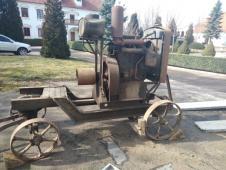 Velký stabilní motor Škoda