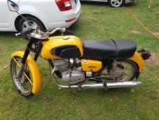 Motocykl ČZ 175 r.v. 1971