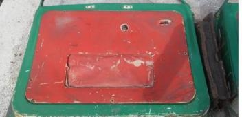 Dveře na Trabanta
