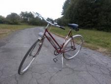 Eska jako nový bycikl