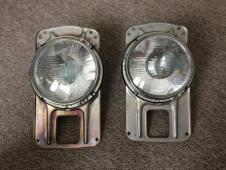 škoda 120 kulatá přední světla