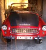 Veterán kabriolet Škoda Felicia r.v.1960