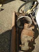 díly z traktorku, škoda Octavie