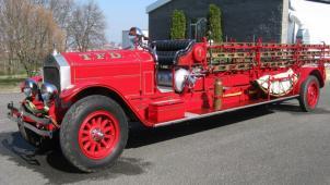 American La France ( fire truck )