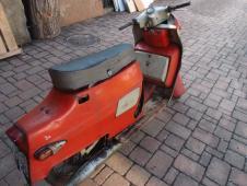 prodám skútr Tatran 125/03