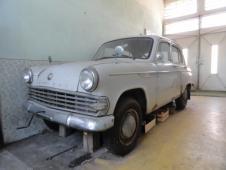 Moskvič 403 r.v. 1964