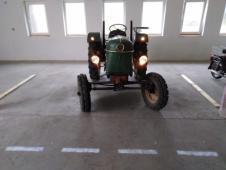 Komfortní a bezpečné parkování pro veterány