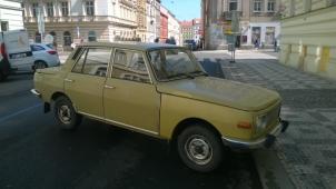 Wartburg 353 W, r.v. 1979
