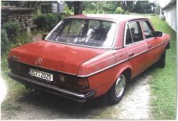 Mercedes-Benz 200 123 200 D