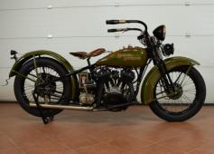 Harley Davidson VL  r.v. 1931