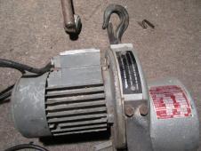 Elektrický kladkostroj