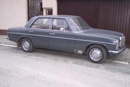Prodám MB W 114 Kraťák 1969