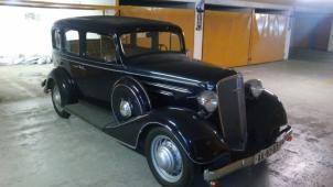 Chevrolet Master Six 1934