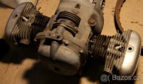 BMW R-51, R-66 motor