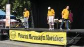 Veteráni moravským Slováckem v Uherském Hradišti