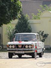 Svatební Fiat 125