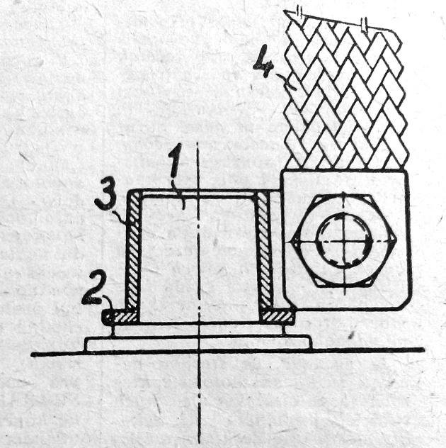 Ochrana pólových nástavců a svorek akumulátoru