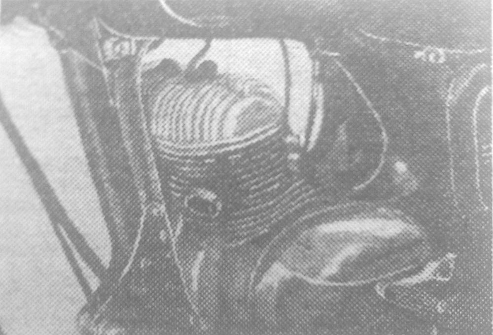 Výztuha rámu Jawa ČZ 350