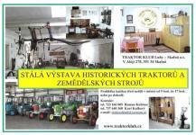 TRAKTOR KLUB Luby-Skalná