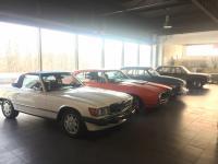 Classic Cars Bohemia renovace a prodej veteránů